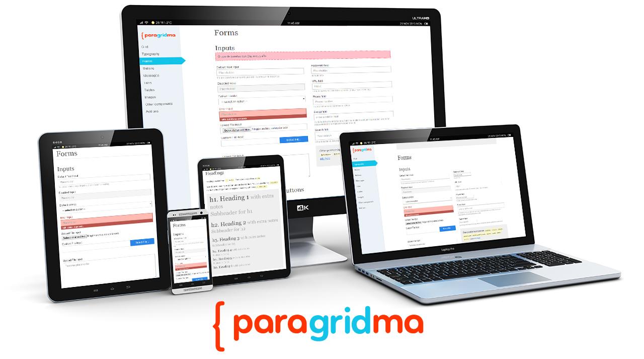 Framework ParaGRIDma