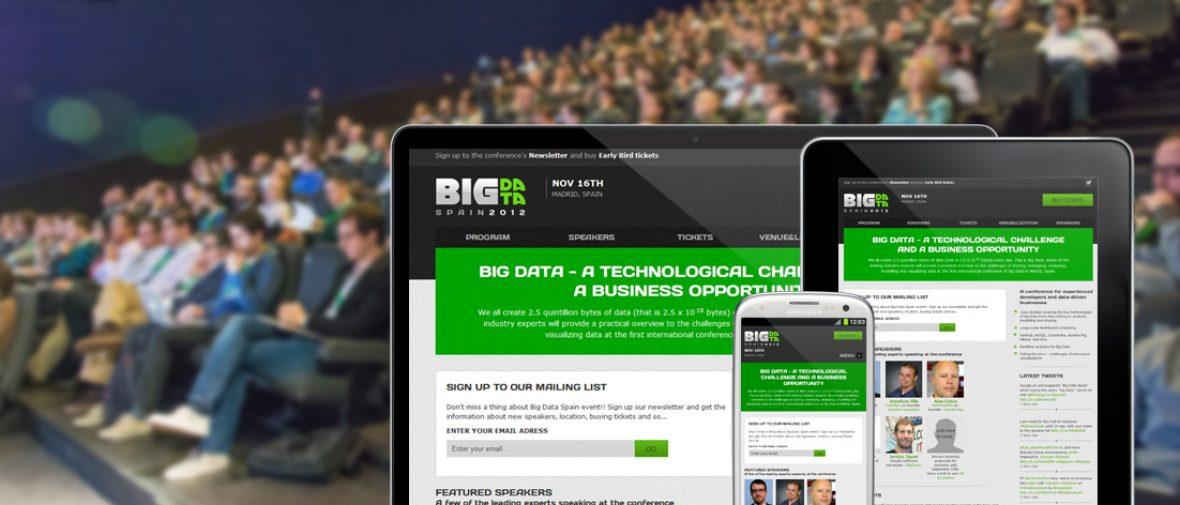 Big Data Spain 2012