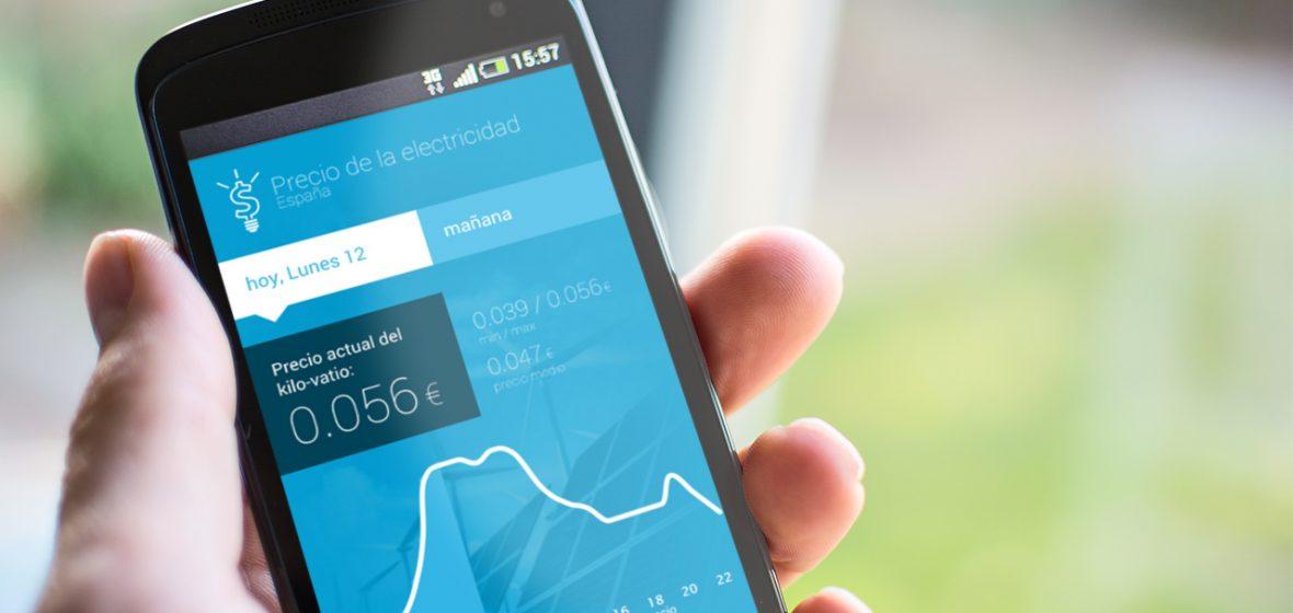 App Precio de la Electricidad